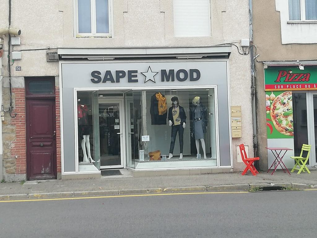 Sape Mode
